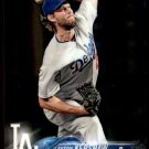 2018 Topps Chrome Baseball   #121  Clayton Kershaw  Los Angeles Dodgers