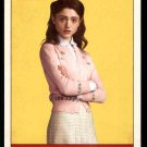 2018 Topps Stranger Things Season 1  Character Sticker #8  Nancy Wheeler