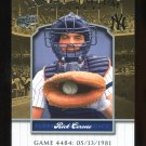 2008 Upper Deck Yankee Stadium Legacy #YSL4484  Rick Cerone