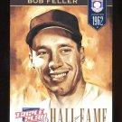 2012 Panini Triple Play Hall of Fame  #278  Bob Feller