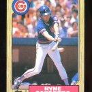 1987 Topps Baseball  #680  Ryne Sandberg