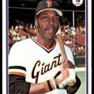 1978 Topps Baseball  #34  Willie McCovey  SF Giants