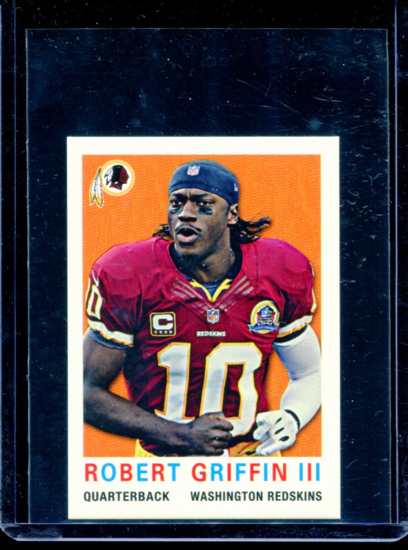 2013 Topps Football  1959 Mini  #96  Robert Griffin III