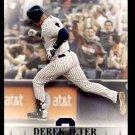 2018 Topps Baseball #DJH-18  Derek Jeter  Highlights