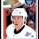 2010-11 O-Pee-Chee Marquee Rookie  #607  Keith Aulie