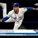 2019 Topps Chrome Baseball #128  Marcus Stroman