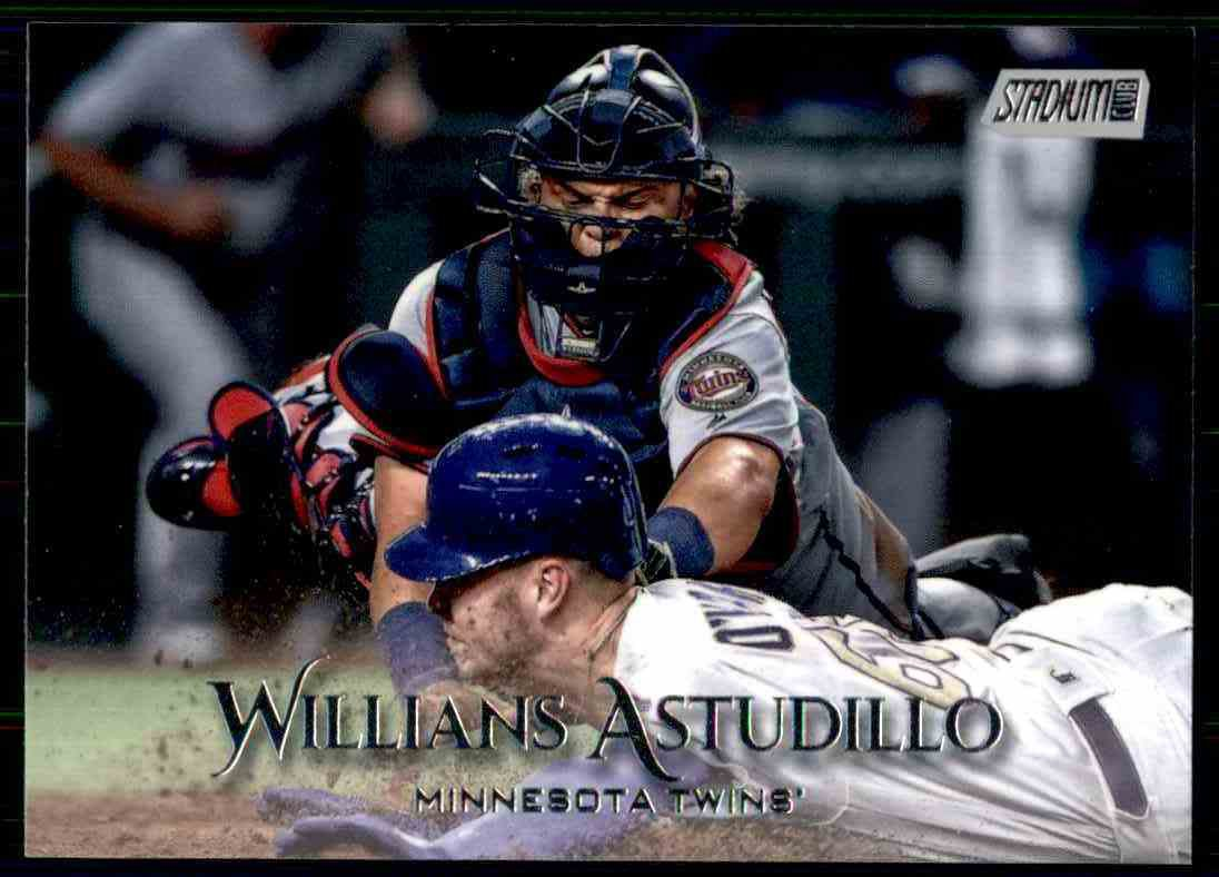 2019 Topps Baseball Stadium Club #108  Willians Astudillo