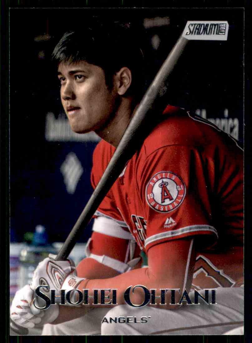 2019 Topps Baseball Stadium Club #66  Shohei Ohtani