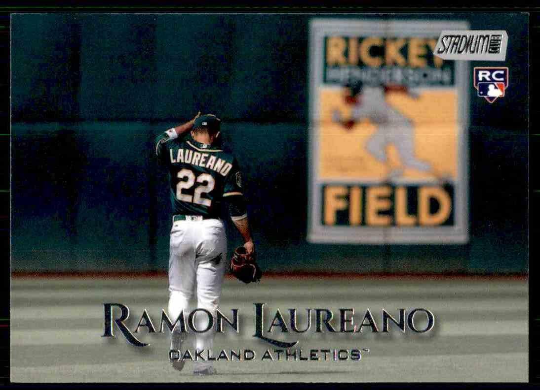 2019 Topps Baseball Stadium Club #151  Ramon Laureano  RC