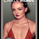 2015 Panini Americana  #53  Emily Meade