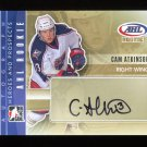 2011-12 ITG Heroes & Prospects Autograph #A-CA  Cam Atkinson  AHL Rookie
