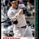 2019 Topps Baseball Holiday #HW27  Giancarlo Stanton