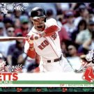 2019 Topps Baseball Holiday #HW29  Mookie Betts