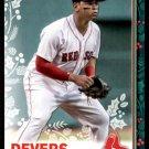 2019 Topps Baseball Holiday #HW36  Rafael Devers