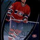 2002-03 BAP Signature Series Autographs #25 Richard Zednik