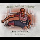 2016 Goodwin Champions #89  Damian Warner