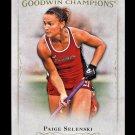 2016 Goodwin Champions #43  Paige Selenski
