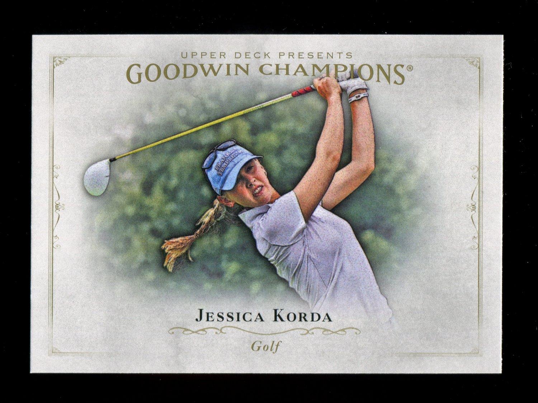 2016 Goodwin Champions #83  Jessica Korda