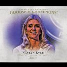 2016 Goodwin Champions #87  Kaylyn Kyle
