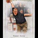 2016 Goodwin Champions #40  Tommy Jones