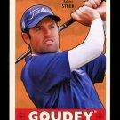 2016 Goodwin Champions Goudey Insert  #6  Robert Streb