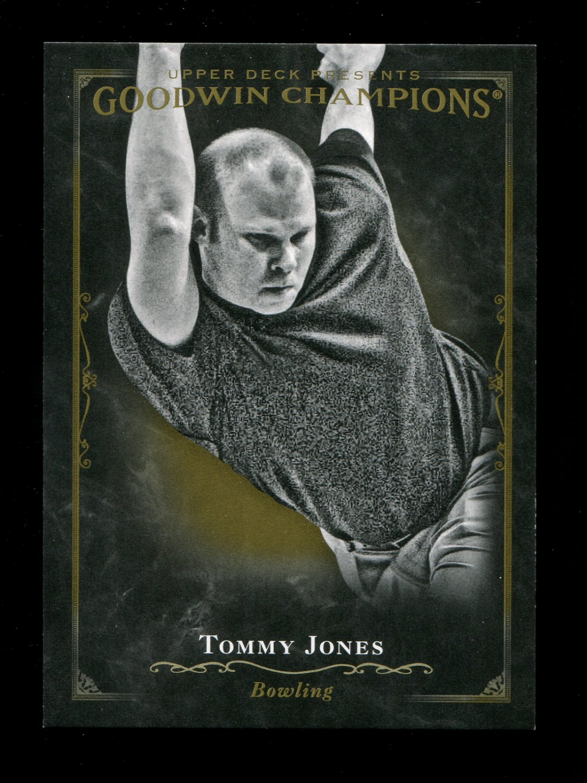 2016 Goodwin Champions Black & White  #115  Tommy Jones