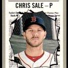 2019 Topps Baseball Heritage #350  Chris Sale  All-Star