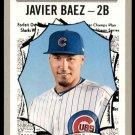 2019 Topps Baseball Heritage #363  Javier Baez  All-Star