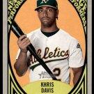 2019 Topps Baseball Heritage #NAP-10  Khris Davis  New Age Performers