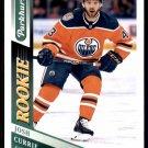2019-20 Parkhurst Hockey  #316  Josh Currie  Rookie
