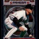 1993 Topps Baseball Finest #7  Scott Cooper  Boston Red Sox