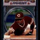 1993 Topps Baseball Finest #15  Bip Roberts  Cincinnati Reds