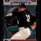 1993 Topps Baseball Finest #27  Alex Fernandez  Chicago White Sox