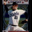 1993 Topps Baseball Finest #42  Jeff Montgomery  Kansas City Royals