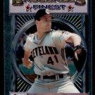 1993 Topps Baseball Finest #58  Charles Nagy  Cleveland Indians
