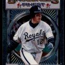 1993 Topps Baseball Finest #59  Wally Joyner  Kansas City Royals