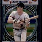 1993 Topps Baseball Finest #71  Brady Anderson  Baltimore Orioles