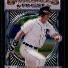 1993 Topps Baseball Finest #80  Mickey Tettleton  Detroit Tigers