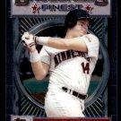 1993 Topps Baseball Finest #117  Kent Hrbek  Minnesota Twins