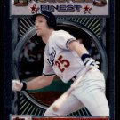 1993 Topps Baseball Finest #118  Tim Wallach  Los Angeles Dodgers