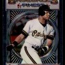 1993 Topps Baseball Finest #155  Al Martin  Pittsburgh Pirates