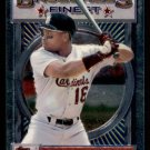 1993 Topps Baseball Finest #187  Ray Lankford  St. Louis Cardinals