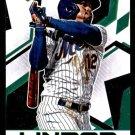 2021 Topps Fire Baseball  #133  Francisco Lindor