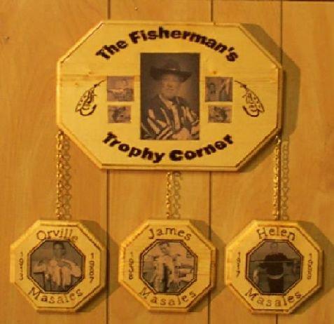 Timber Fishing Tribute