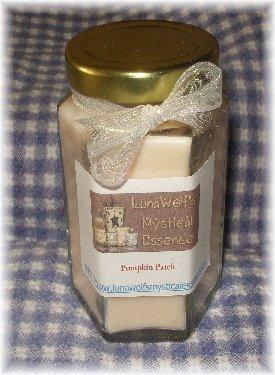 Luna's Mystical Jar Candles
