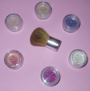 Mini Diva Mineral Makeup Kit