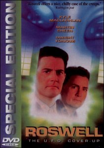 ROSWELL THE U.F.O. COVER UP (Brand New) DVD