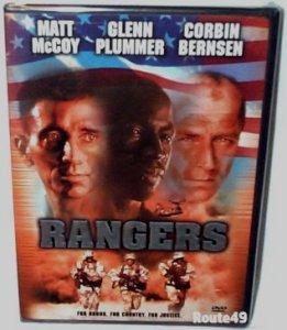RANGERS Corbin Bernsen (Brand New) WS R1 DVD