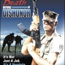 DEATH BEFORE DISHONOR Fred Dryer (New) DVD