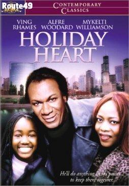 HOLIDAY HEART Alfre Woodard (Brand New) DVD